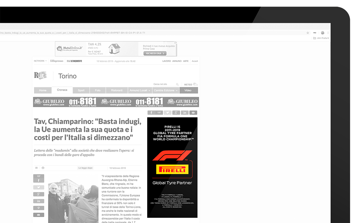 TANDEM_Communication_Partner_PRODUZIONE_DIGITAL_ADVERTISING_Pirelli_Tyre_F1_banner