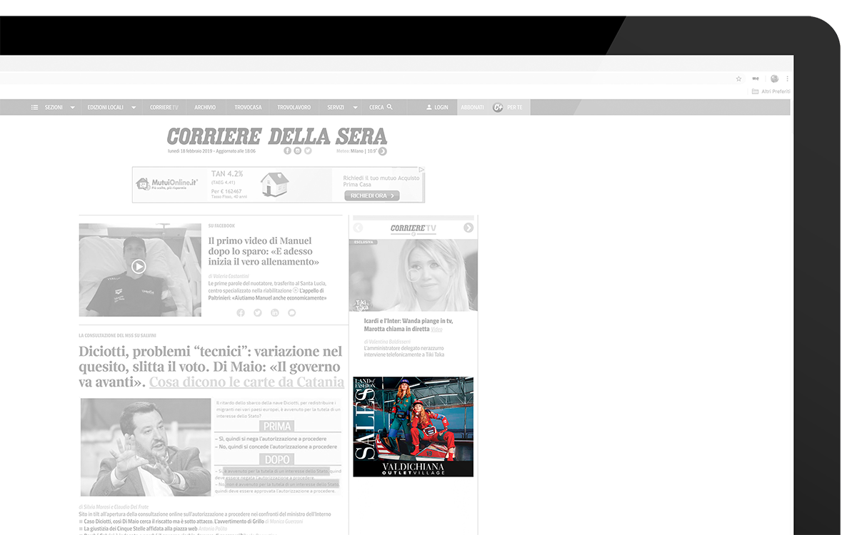 TANDEM_Communication_Partner_PRODUZIONE_DIGITAL_ADVERTISING_Valdichiana_outlet_Saldi_Banner